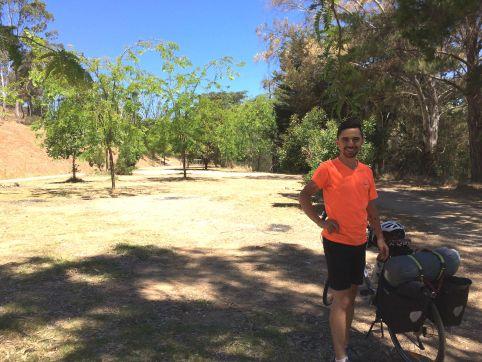 Free Camping in Vaughn Springs, Victoria