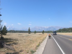 Taken in between Yellowstone and Grand Teton National Parks