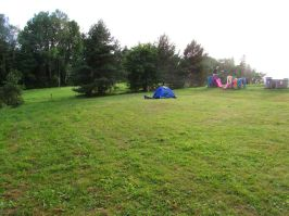 Quiet Camping in Tookums, Latvia