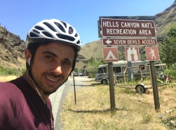 Want a nice relaxing weekend away? How about Hells Canyon via Seven Devils.